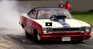 doug sloan plymouth gtx drag racing