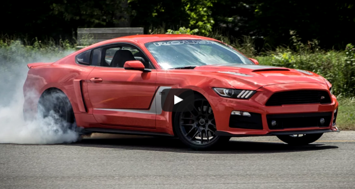 jtp driving roush stage 3 mustang