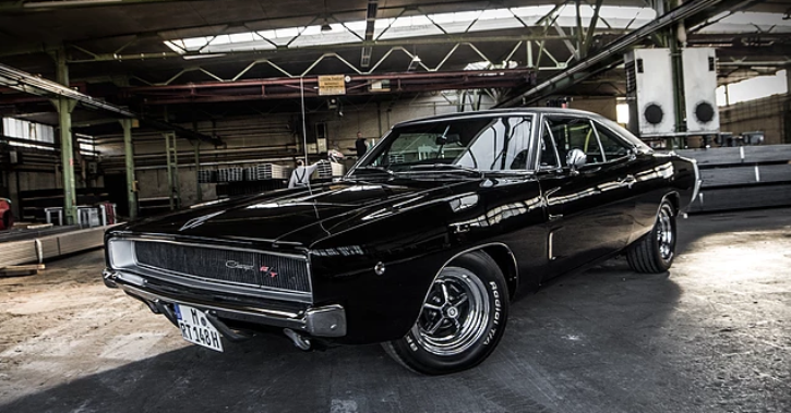 Stupendous 1968 Dodge Charger R T 440 Restoration Hot Cars