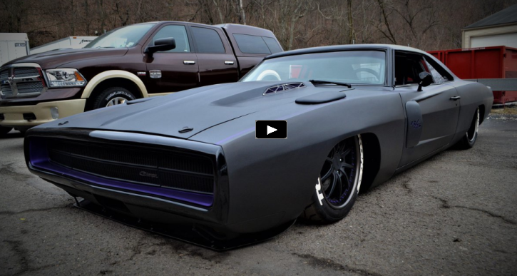 Radical 1970 Dodge Charger Build At 2017 Autorama Hot Cars