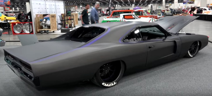 Radical 1970 Dodge Charger Build at