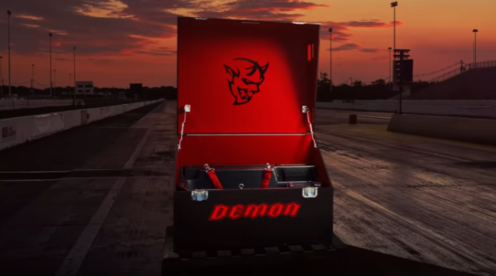 2018 dodge demon specs and numbers