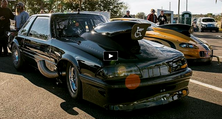 fox body apocalypse mustang drag racing