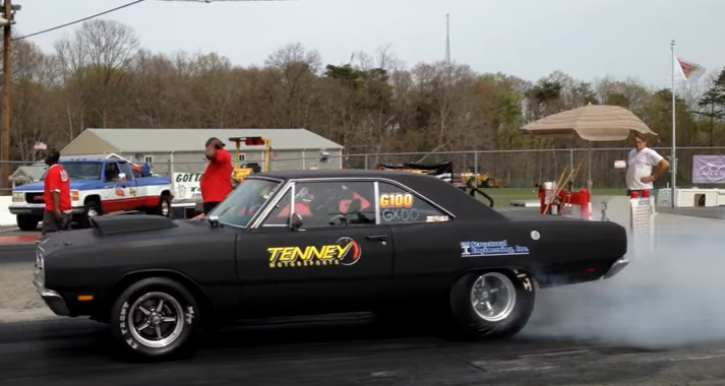 1969 dodge dart 340 w2 drag racing