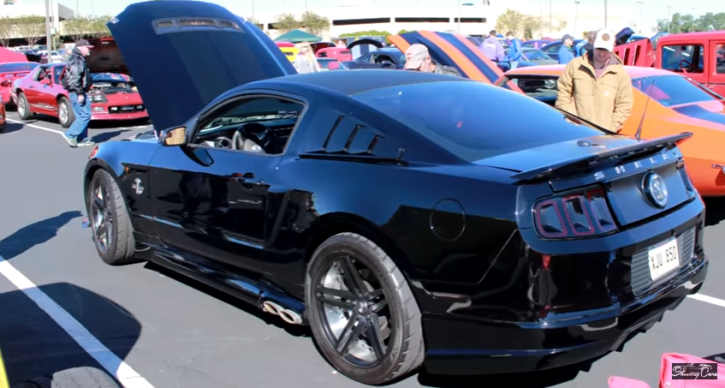 custom built 2013 mustang shelby gt500