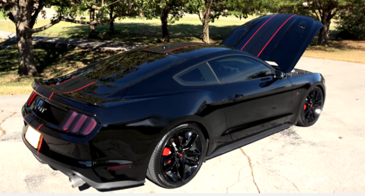 2015 ford mustang gt customization