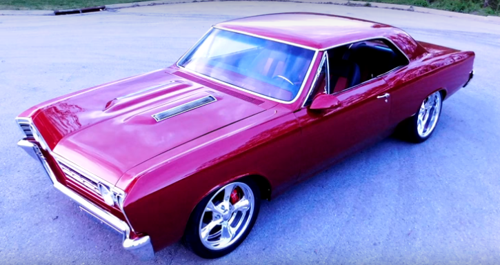 700hp 1967 chevy chevelle build