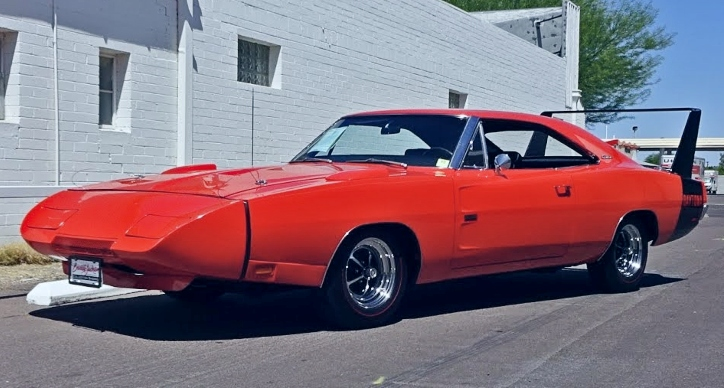 1969 dodge hemi charger daytona
