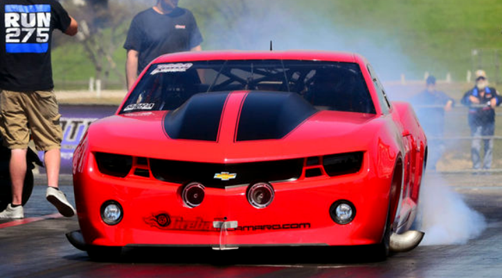 world's fastest 6th generation chevy camaro fireball