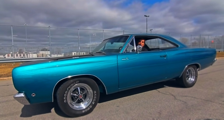1968 plymouth road runner stroked out hemi