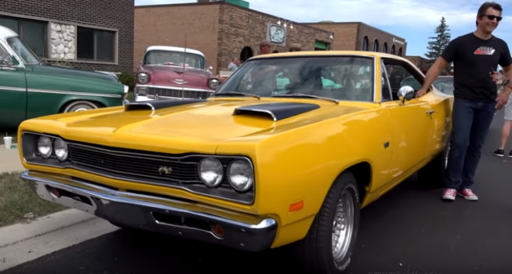 1969 dodge super bee 440 v8