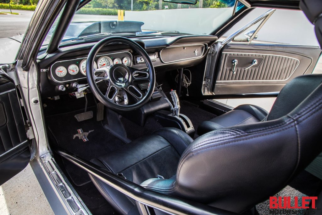 highly modified 1965 mustang 427 windsor