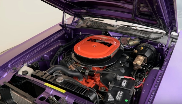 plum crazy 1970 dodge challenger rt comvertible