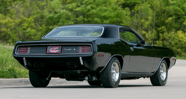 numbers matching v-code 1970 plymouth cuda
