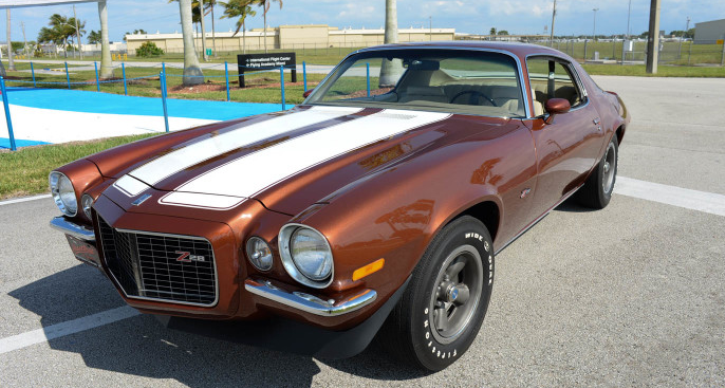 1970 chevy camaro z28 restoration
