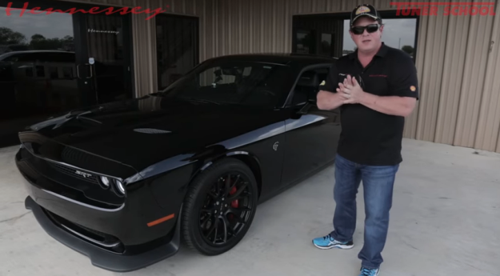 dodge hellcat challenger hpe850 package