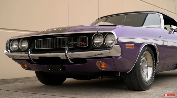 rare 1970 dodge challenger rt 426 hemi 4 speed