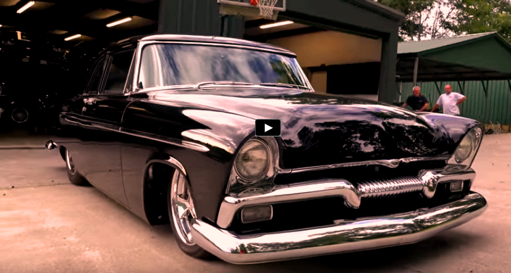 alloway's hot rod 1955 plymouth savoy hemi build