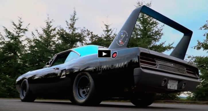 hand made 1970 plymouth superbird tribute