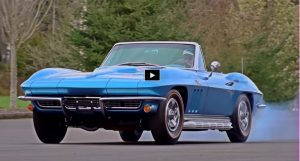 1966 corvette 427 brothers collection