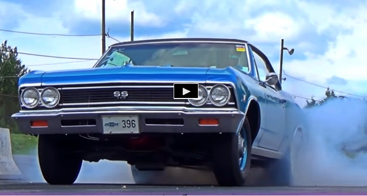 stock chevrolet chevelle ss 396 big block