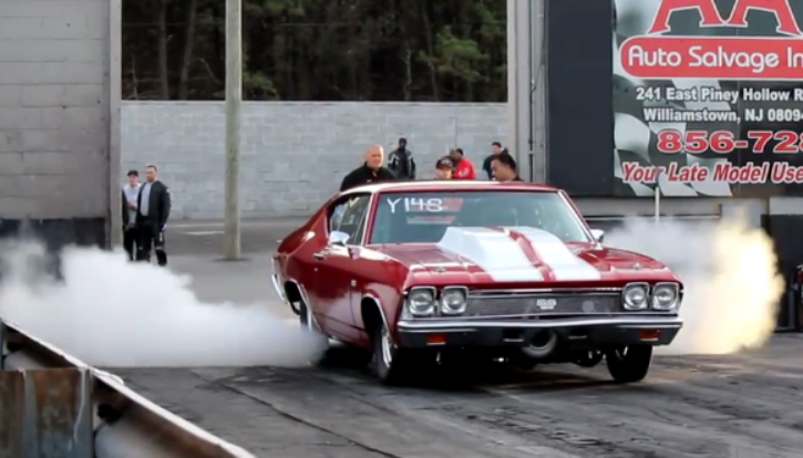 pro street 1968 chevy chevelle ss