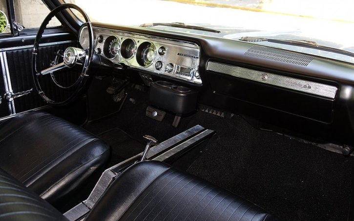 1964 chevy malibu 350 automatic