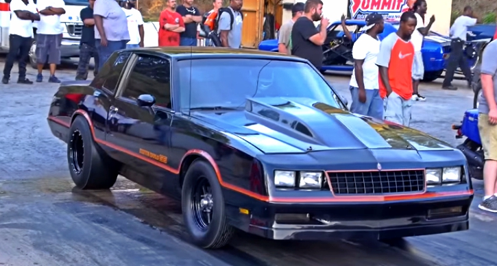 chevy monte carlo drag racing