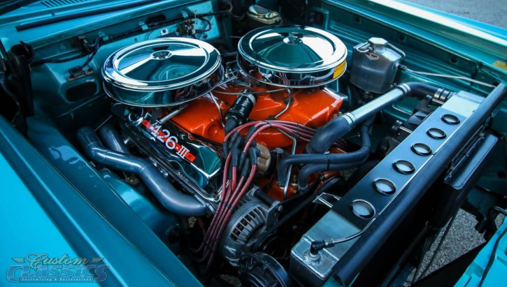 dave koffel built 1964 dodge 330 max wedge