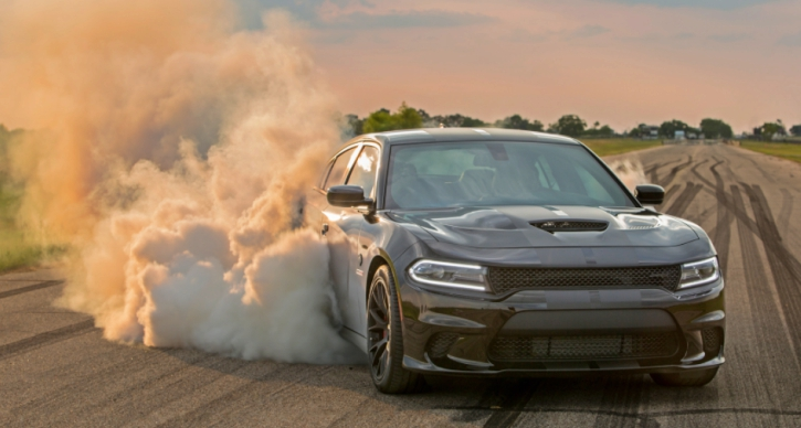 1000hp hennessey dodge hellcat charger
