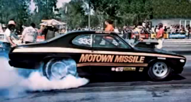 motown missile 1973 plymouth duster
