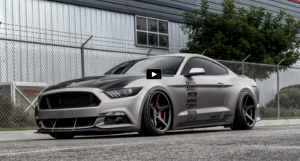 s550 ford mustang customization