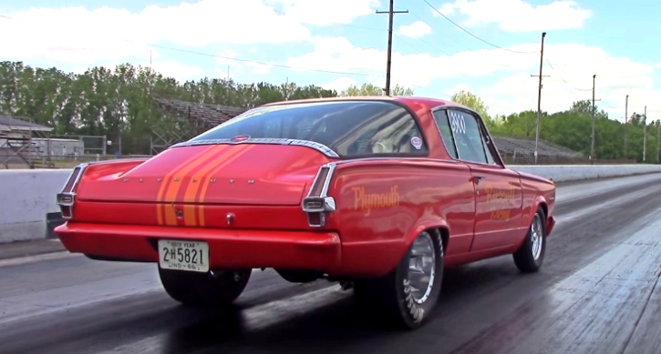 Sweet 1966 Plymouth Barracuda In The 10 Seconds | HOT CARS