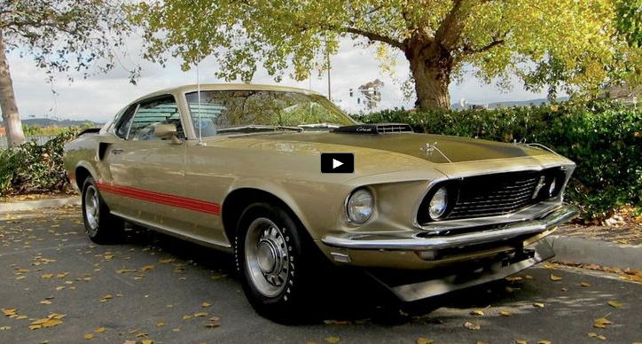 1969 mustang mach 1 428 cobra jet bud lindermann road test