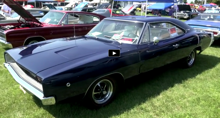 restored 1968 dodge charger for sale