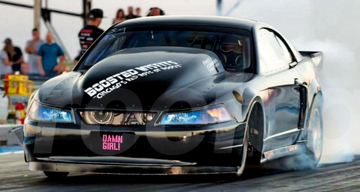 boost12 new edge cobra mustang drag racing