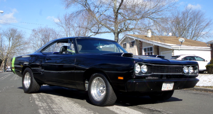 custom built 1969 dodge coronet r/t