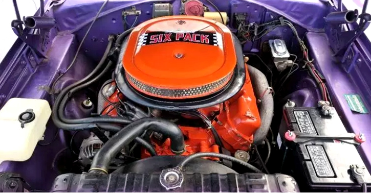 plum crazy purple 1970 dodge super bee