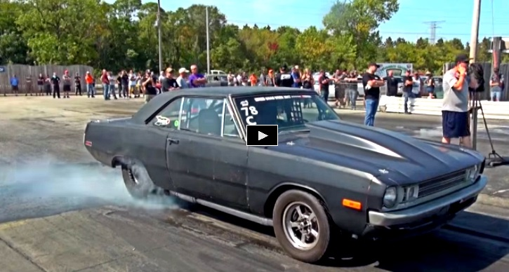 2000hp dodge hemi dart drag week 2017