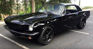 custom 1965 mustang 302 5-speed
