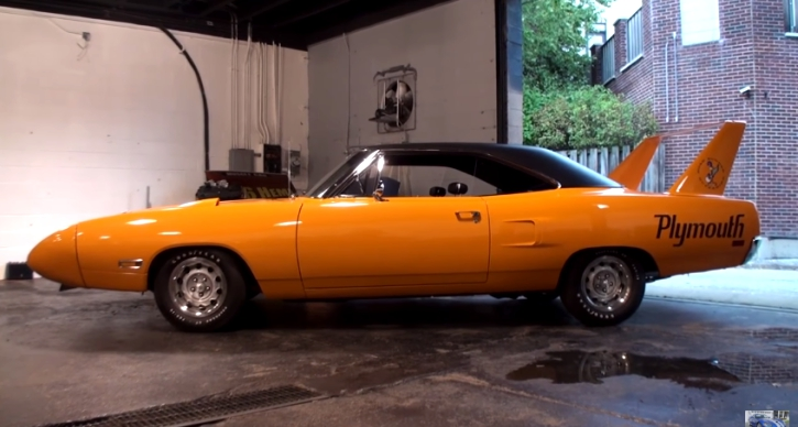 vitamin c 1970 plymouth hemi superbird