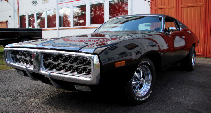 1972 dodge charger video