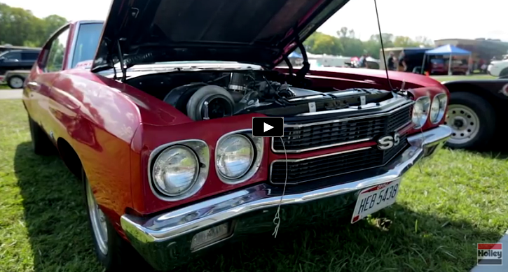 turbo chevy chevelle ss build