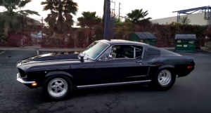 pro street 1968 mustang 427 video review