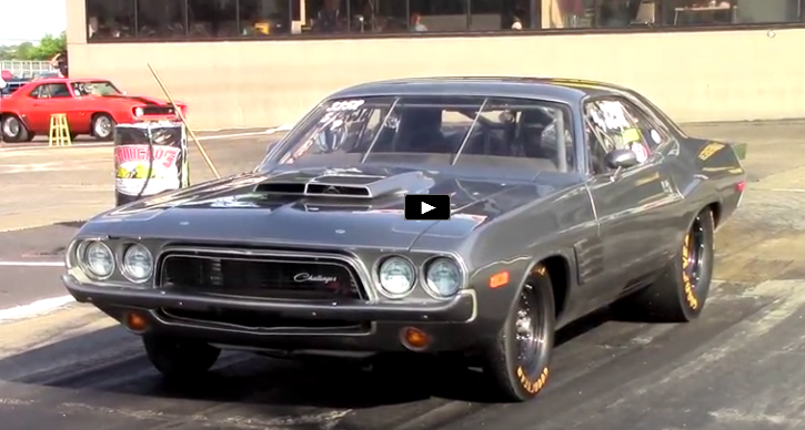 10 second 1972 challenger rt
