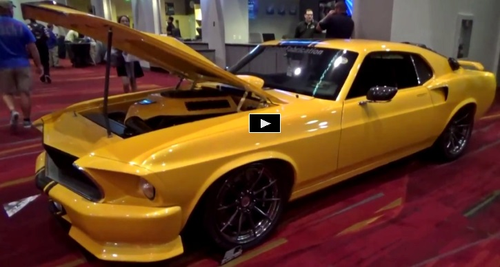 fishtech custom 1969 mustang supercharged coyote