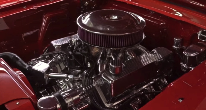 1965 ford mustang trans am engine