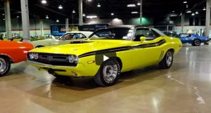 1 of 1 1971 dodge challenger 426 hemi 4 speed
