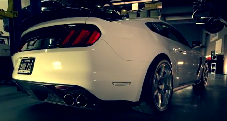 boost works twin turbo shelby gt350 mustang