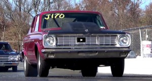 8 second 1966 dodge dart drag racing